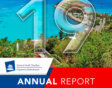 The General Audit Chamber submits their annual report 2019